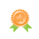 quality, ribbon, seo, achievement, award, badge, best, connection, favorite, like, marketing, medal, prize, star, trophy, win, winner