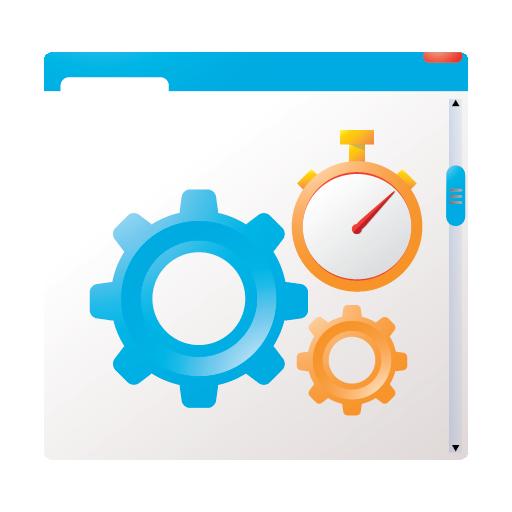 analytics, chart, diagram, marketing, performance, report, seo, website optimization icon