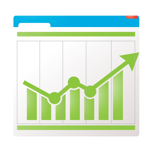 analytics, bar, chart, charts, conversion, conversion tracking, financial, graph, graphs, marketing, optimizing, performance, report, seo, statistics, tracking icon