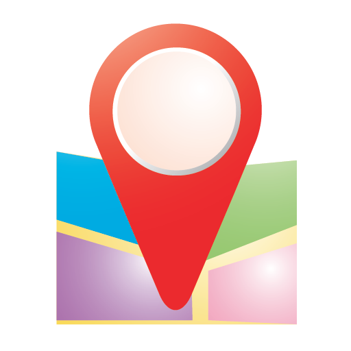 business listing, ecommerce, google, local, location, map, office, pin, place, shopping icon
