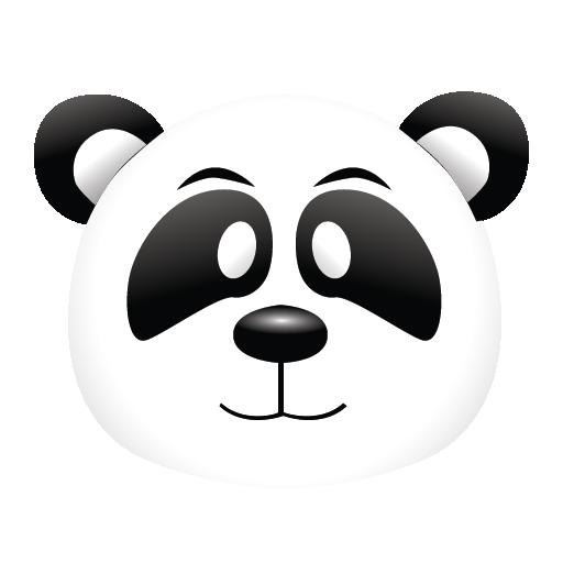 black hat, google, google panda, panda icon