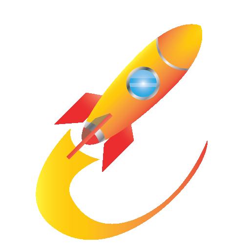business, communication, conversion, delivery, internet, marketing, rocket, seo, traffic, transportation, website icon