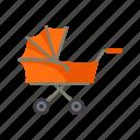 baby, carriage, child, kid, pram, stroller, trolley