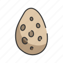 animal, dinosaur, egg icon