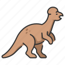 animal, dinosaur, extinct, pachycephalosaurus, wildlife icon