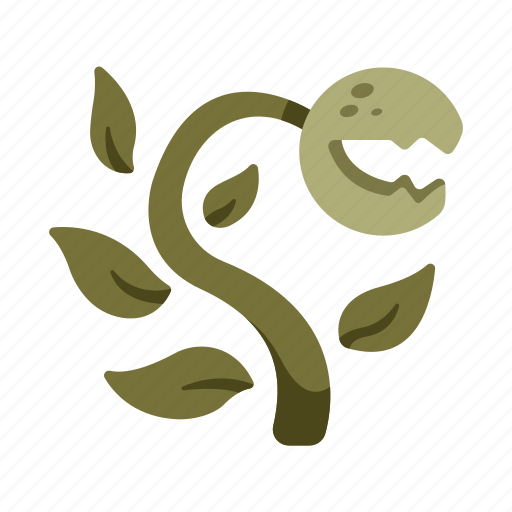 Carnivorous, insect, plant, primitive icon - Download on Iconfinder