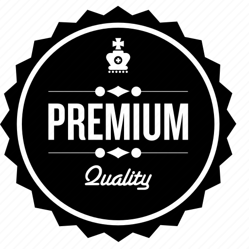 label, premium, product, quality, tag icon