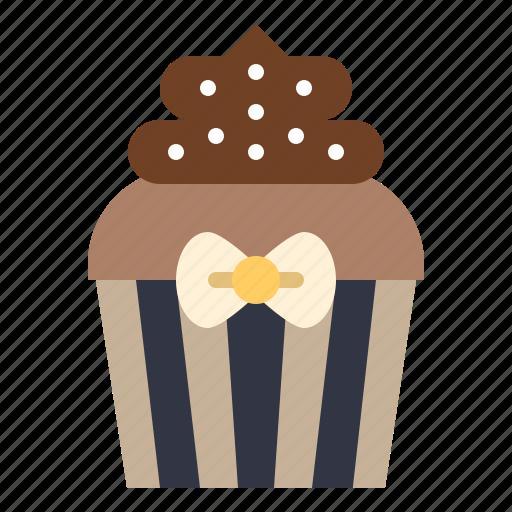 bakery, cupcake, gift, present icon