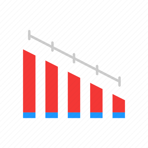 bar graph, chart, graph, statistics icon