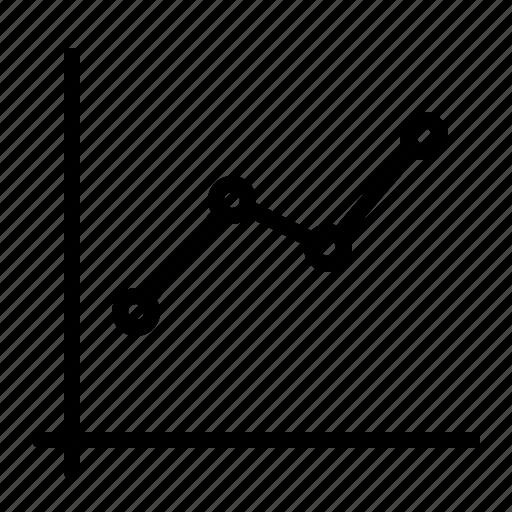 analysis, analytics, data, graph, ios, node, statistics icon