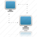 connection, network icon