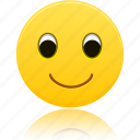 emoticons, avatar, emoticon, face, happy, smile, smiley