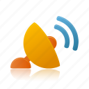 receiver, signal, wifi icon