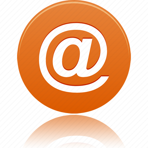 @, e-mail, email, mail icon