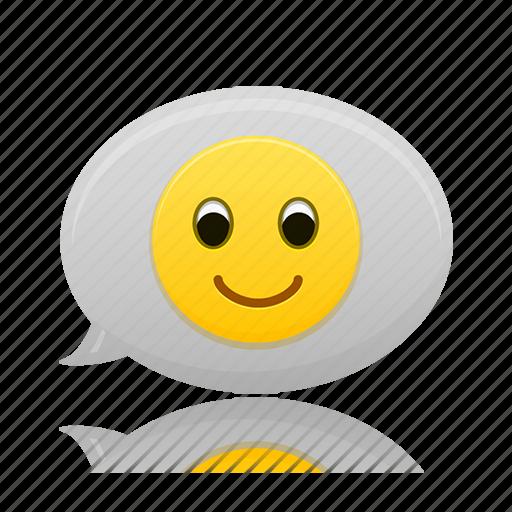 avatar, emoticon, emoticons, happy, smile, smiley icon