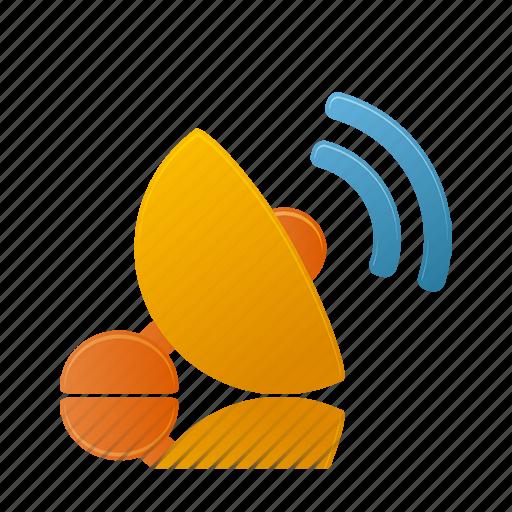 receiver, signal, wifi icon