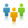 people, user icon