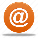 @, email, message icon