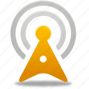 signal, tower, wifi, wireless icon