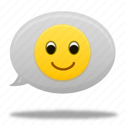 emoticon, emoticons, face, happy, smile, smiley icon