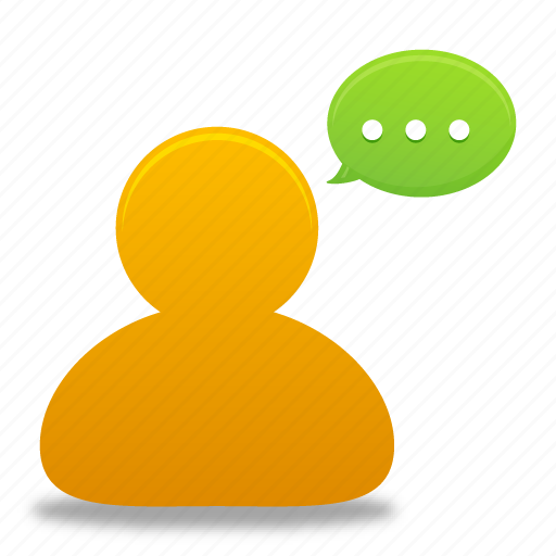 bubble, chat, comment, communication, message icon
