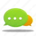 chat, communication, message icon