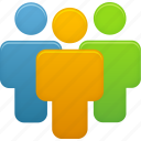 group, human, users icon