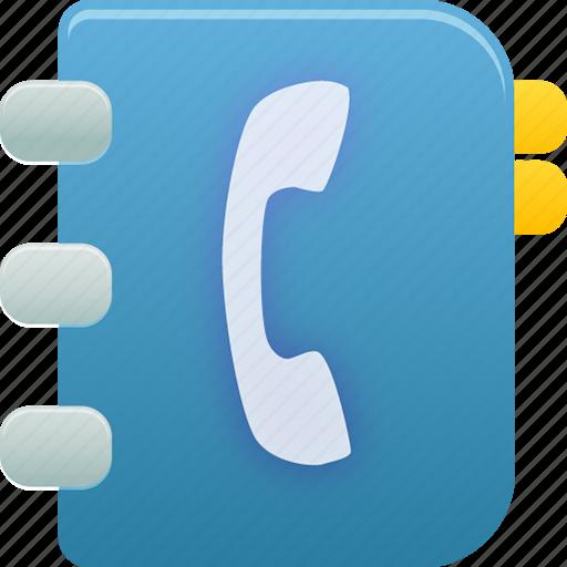addressbook, phone book, phonebook icon
