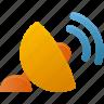 receiver, signal, wifi, wireless icon