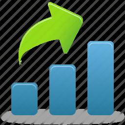 Bar, business, chart, charts, data, diagram, finance ...