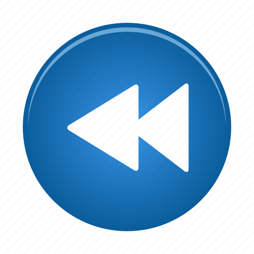 audio, backward, fast, media, multimedia, player, video icon