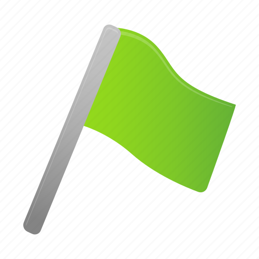 country, flag, flags, green, location, map, national icon