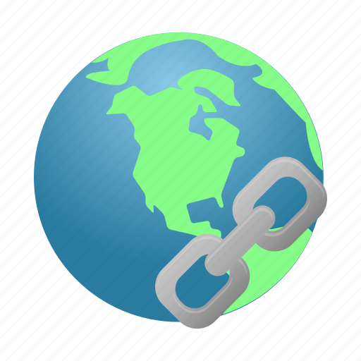 chain, hyperlink, insert, internet, link, network, url icon