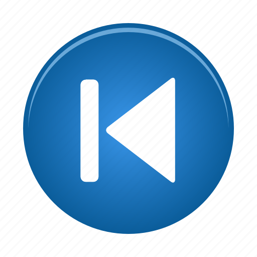 audio, backward, media, multimedia, player, skip, video icon