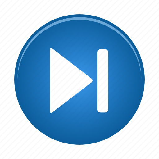 audio, forward, media, multimedia, player, skip, video icon