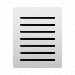 align, alignment, documents, file, justify, paper, text icon