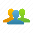 users, business, group, people, person, team, user