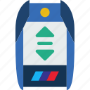 car, distance, key, smart, travel, vehicle icon