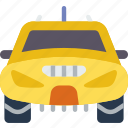 car, distance, travel, vehicle icon