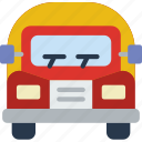 car, distance, gas, travel, truck, vehicle icon