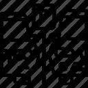 car, distance, parking, spot, travel, vehicle icon