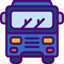 car, distance, travel, truck, vehicle icon