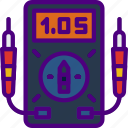 car, distance, measure, tension, travel, vehicle icon
