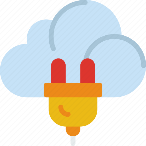 cloud, communication, connection, contact, delivery, mail, message icon