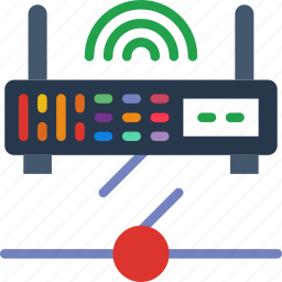 broken, communication, connection, contact, delivery, mail, message icon