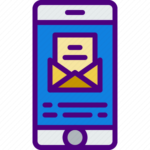 Communication, contact, delivery, mail, message, phone icon - Download on Iconfinder