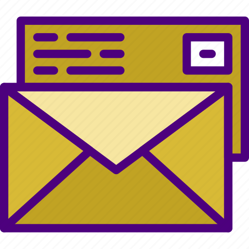 Communication, contact, delivery, envelopes, mail, message icon - Download on Iconfinder