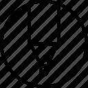 design, draw, illustration, marker, paint icon