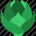 artichokes, eat, food, fruit, kitchen, vegetable icon