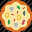 eat, food, fruit, kitchen, marguerita, vegetable icon